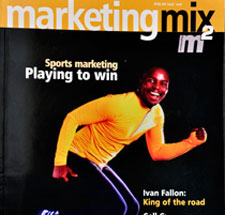 Marketing Mix November 2001